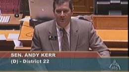 Sen. Andy Kerr