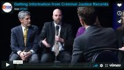 criminal justice panel