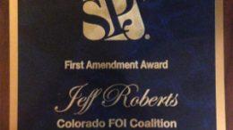 SPJ award