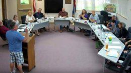 Platteville town board
