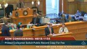 House Bill 18-1154