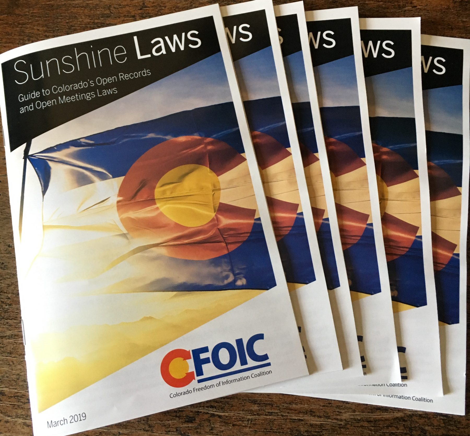 sunshine law guides