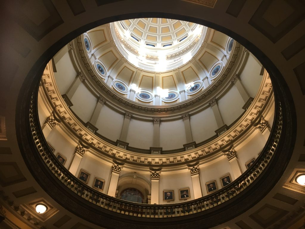 Capitol dome 2019