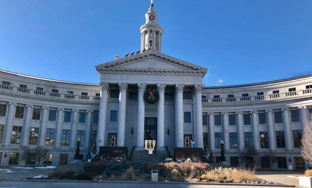 Denver city building
